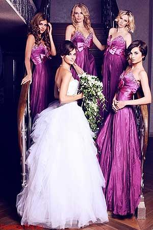 Какое платье одеть к подруге на свадьбу