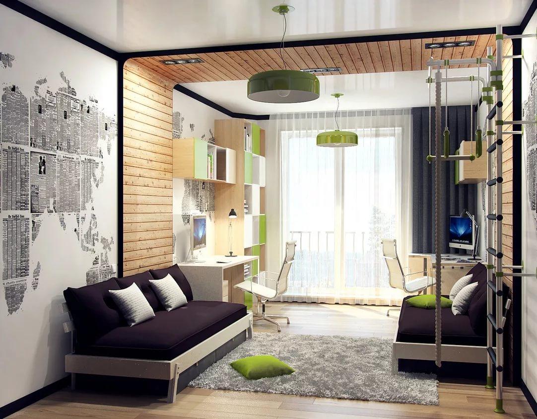 Как продумать дизайн комнаты?
